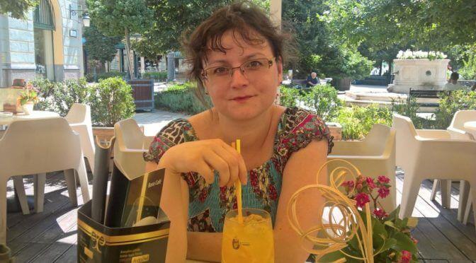 Interjú Ó. G. Mariannával